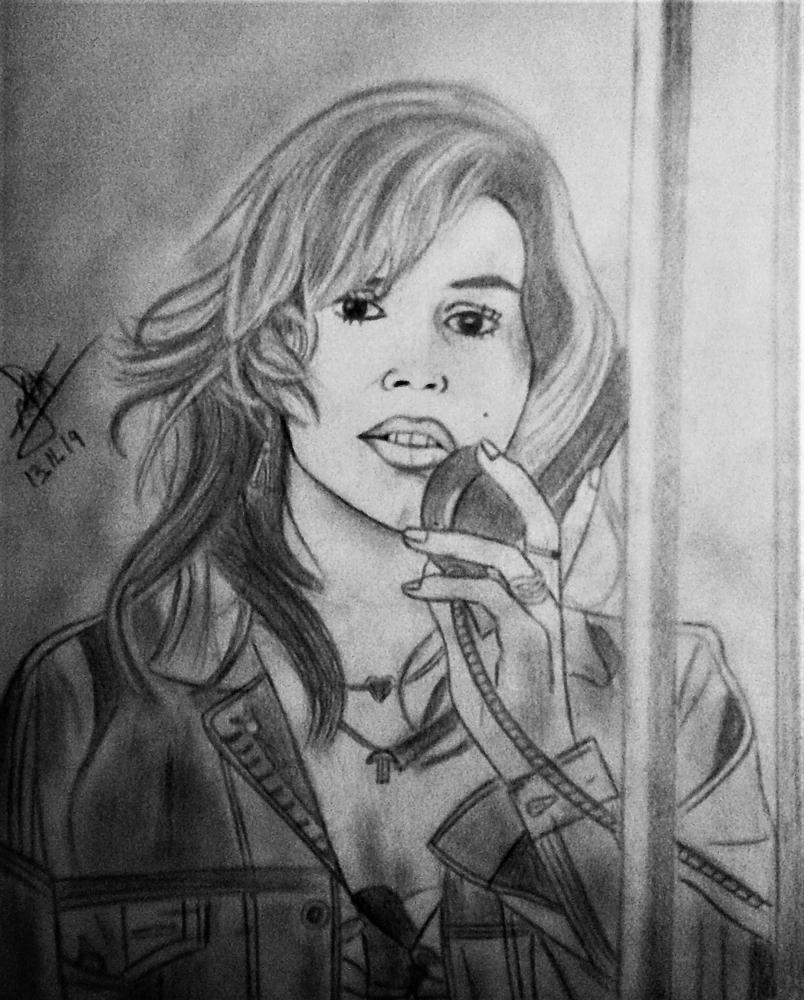 Geena Davis by aline17